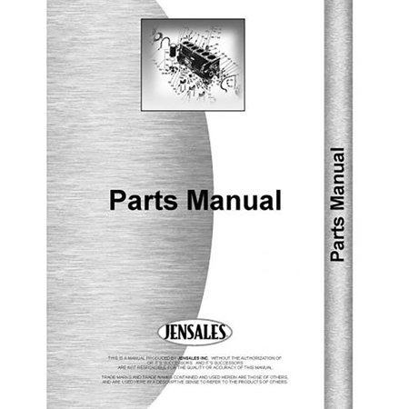 For Caterpillar Hyd Ctls Attachment  143  62G7001    Parts Manual  New