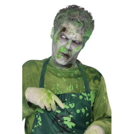 Green Monster Halloween Contact Lenses (19