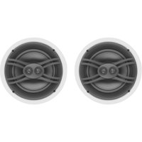 Yamaha Natural Sound 3-Way In-Ceiling Speaker System - White