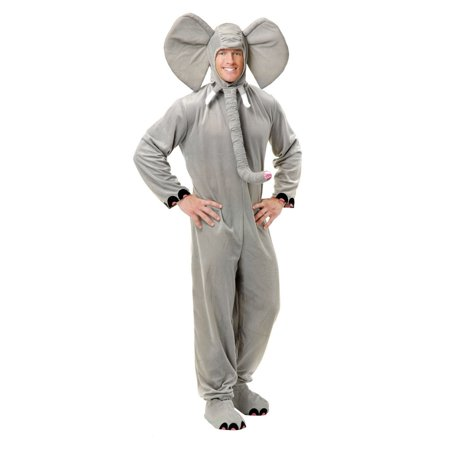 Halloween Elephant Adult Grey (Carter's Halloween Elephant)