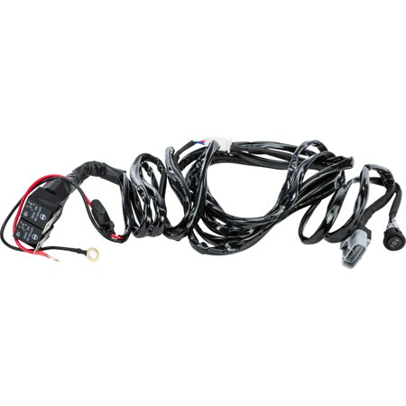 Drl Led Light Bar Wire Harness 31.5