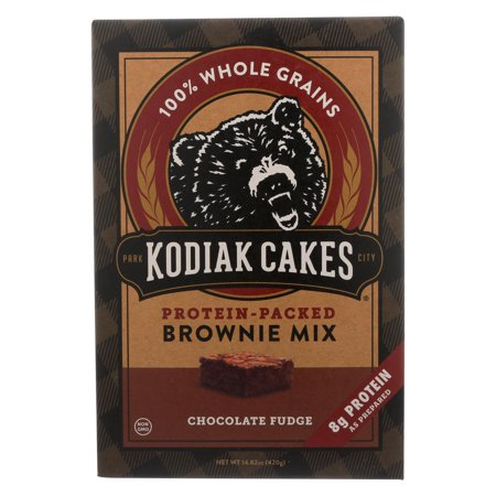 Kodiak Cakes - Brownie Mix Chocolate Fudge - Case Of 6-14.82