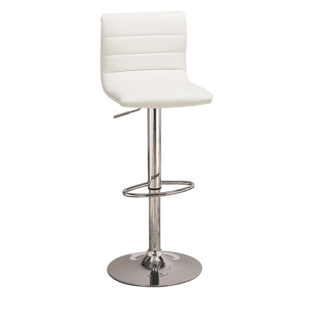 Coaster Furniture 42 in. Armless Adjustable Bar Stool - Set of 2