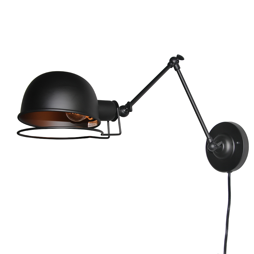 LNC Wall Sconces Industrial Wall Lamp Sconces Wall Lighting Adjustable Wall Sconce by LNC