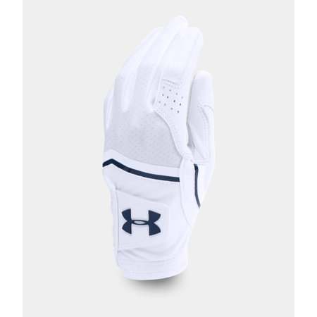 Under Armour Women's CoolSwitch Golf Glove 1292150-102 White/Academy ()