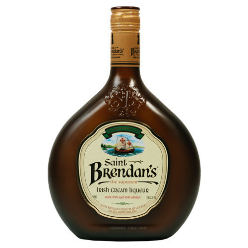 Saint Brendan's Irish Cream Liqueur, 750 mL