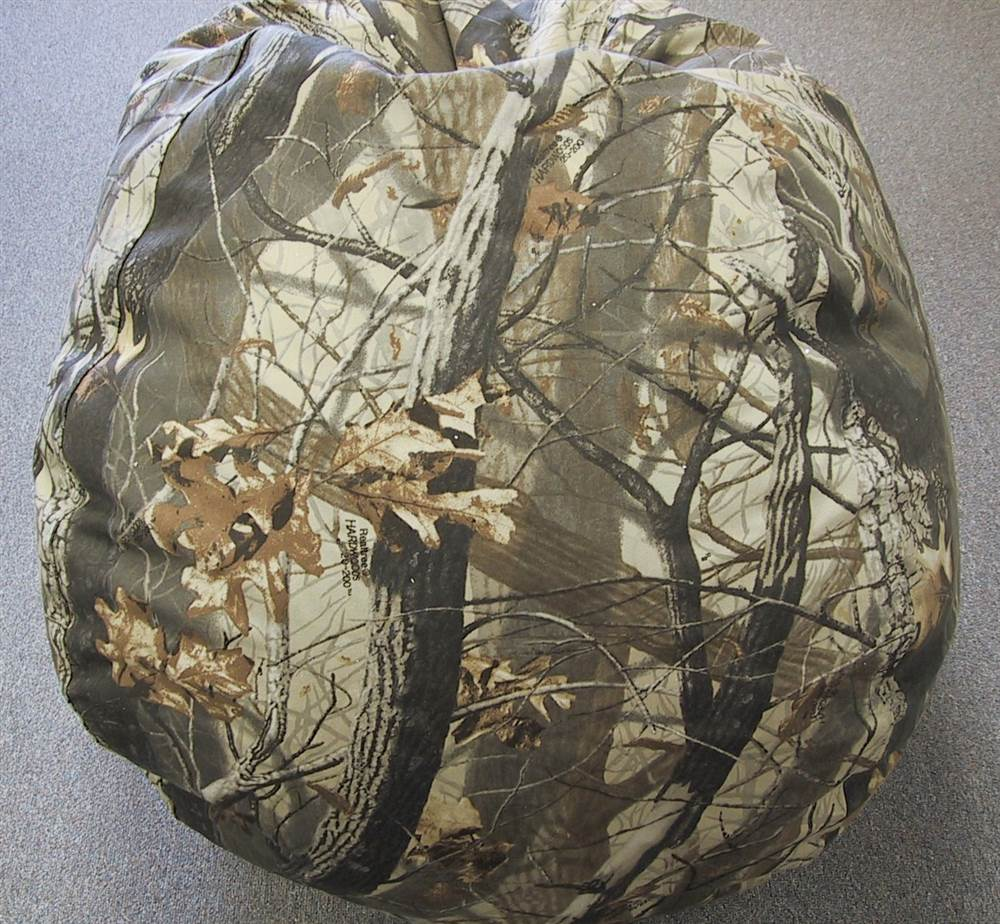 Real Tree Hardwoods Camouflage Bean Bag Chair