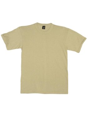 019dc8f2032548 Product Image Fox Outdoor 64-10OD OD M Mens Short Sleeve T-Shirt - Olive  Drab