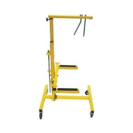 Air Operated End Lift - Killer Tools ART45 Heavy Duty Door Lift Operated By Air Ratchet