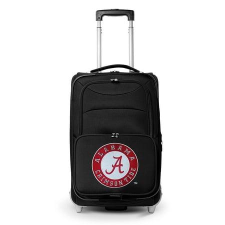 Alabama Crimson Tide 21u0022 Rolling Carry-On Suitcase