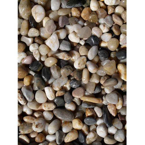 Exotic Pebbles & Aggregates Mixed Polished Gravel