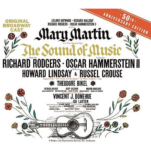 Sound Of Music: 50Th Anniversary Edition / O.B.C.
