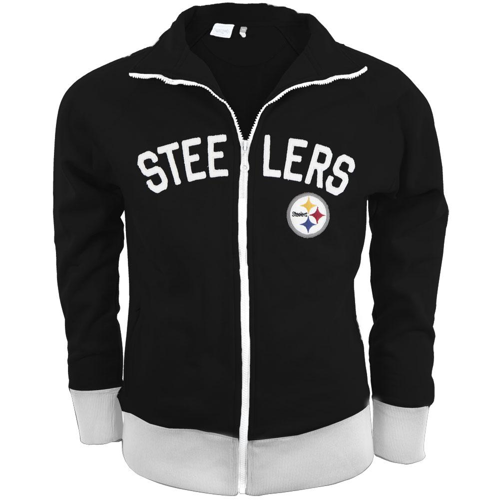 Pittsburgh Steelers - Tennis Premium Juniors Stretch Track Jacket