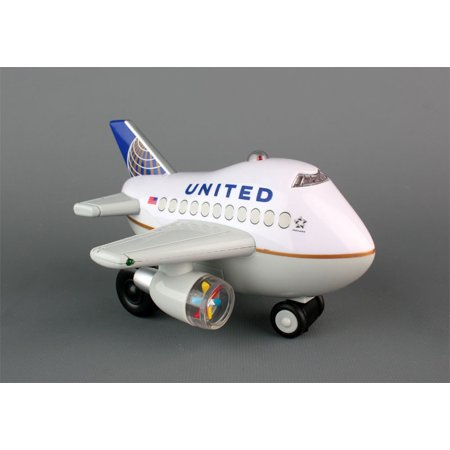 United Airlines  Post Continental Merger  Bump   Go Airplane