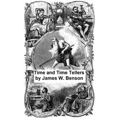 Time and Time-Tellers (Illustrated) - eBook
