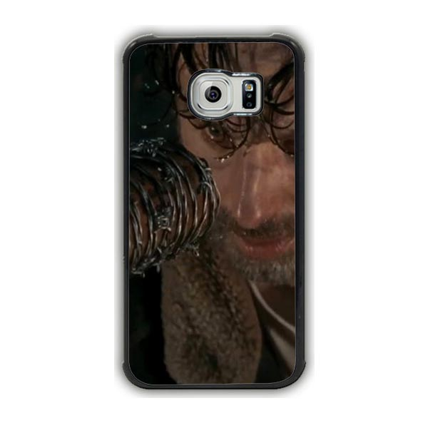 Walking Dead Rick And Lucille Galaxy S6 Case