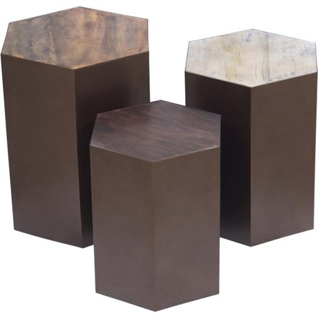 Renwil Giants Causeway 3 Piece Accent Table Set