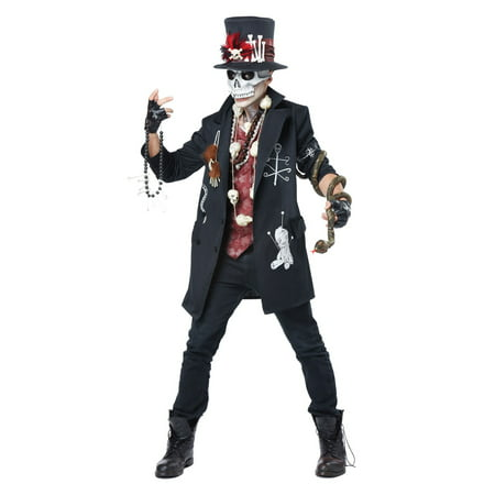 Voodoo Dude Adult Costume - Voodoo Doll Costume Ideas