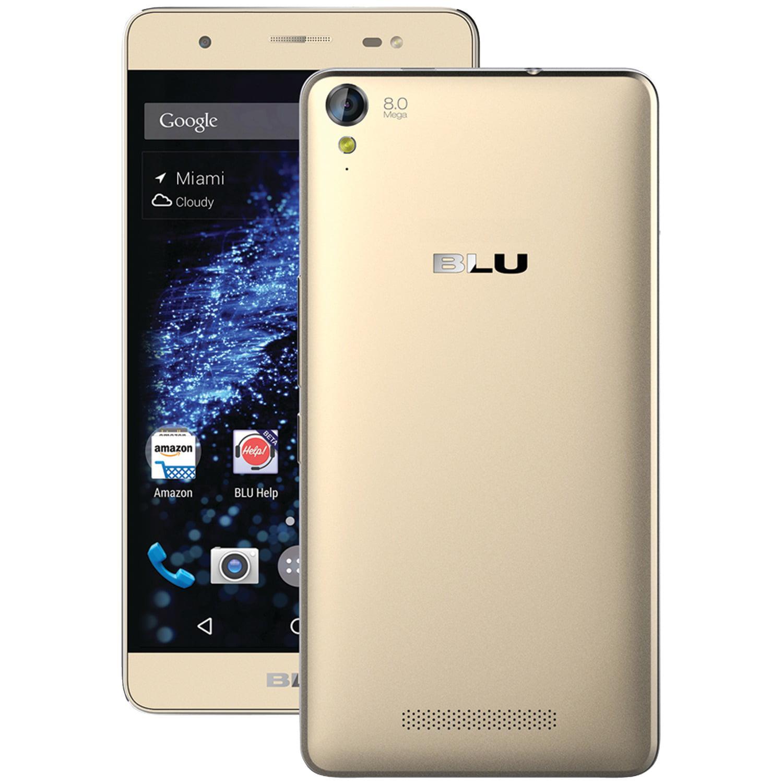 BLU Energy X Plus E030u 8GB GSM Android Smartphone (Unlocked)