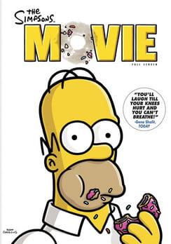 The Simpsons Movie (DVD) by Twentieth Century-Fox
