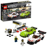 Deals on LEGO Speed Champions Porsche 911 RSR and 911 Turbo 3.0 75888
