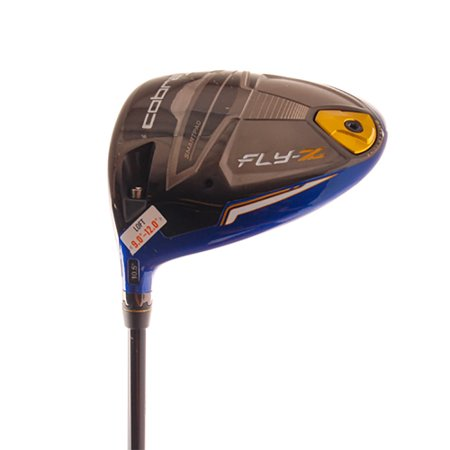 New Cobra Fly-Z Blue Driver Fujikura Motore 60 R-Flex LEFT HANDED (NO (Left Hand Drivers)