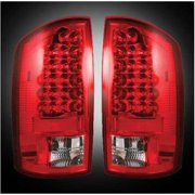 02-06 RAM LD/03-06 RAM HD LED Tail Lights, Red Lens