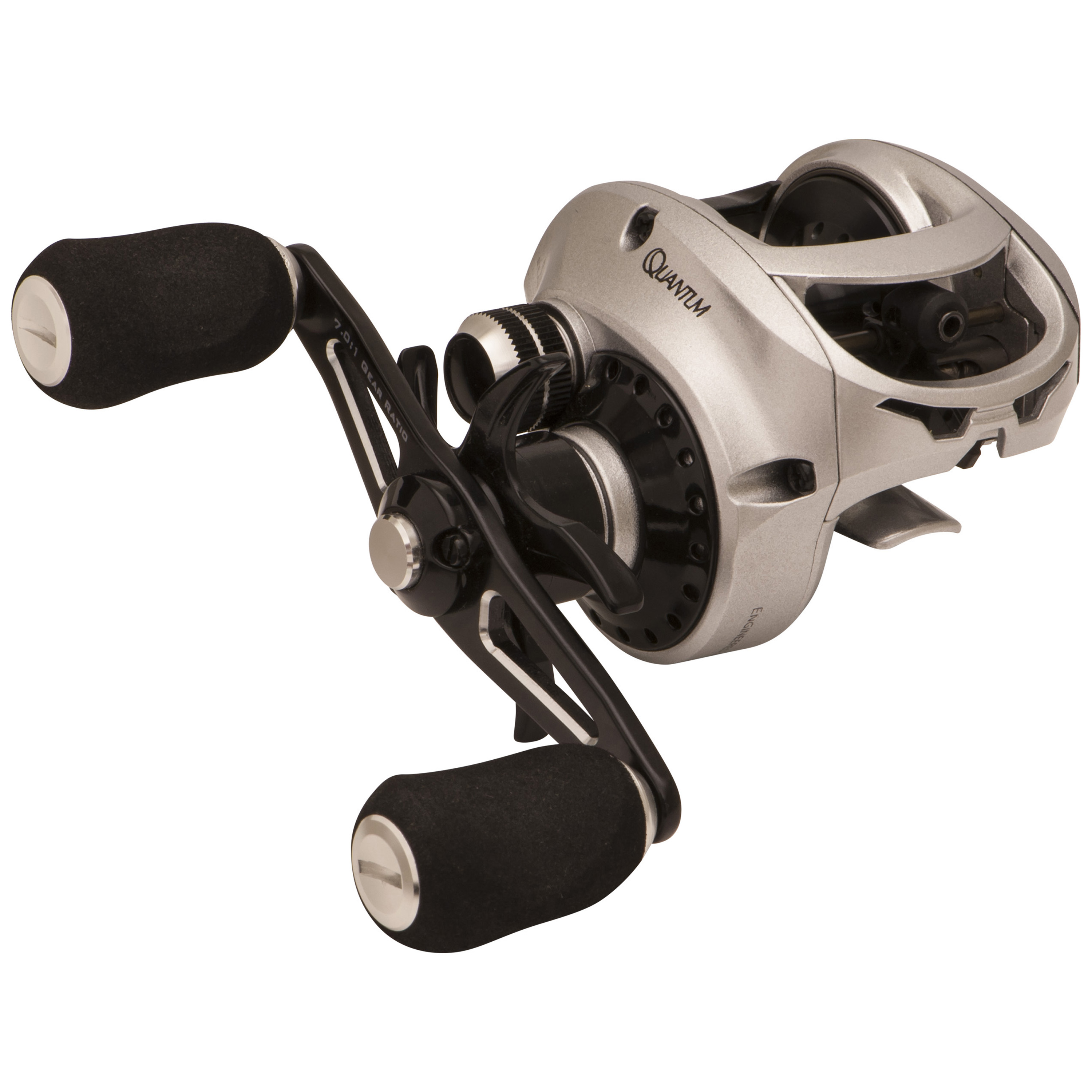 Quantum Icon PT Baitcast Reel 7.0:1 Gear Ratio, Right Hand