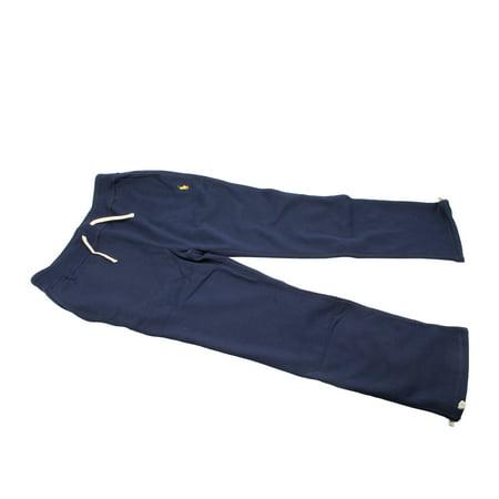Polo Ralph Lauren Classic Cruise Navy Men's Fleece Pants 710548562001 Navy Fleece Pant