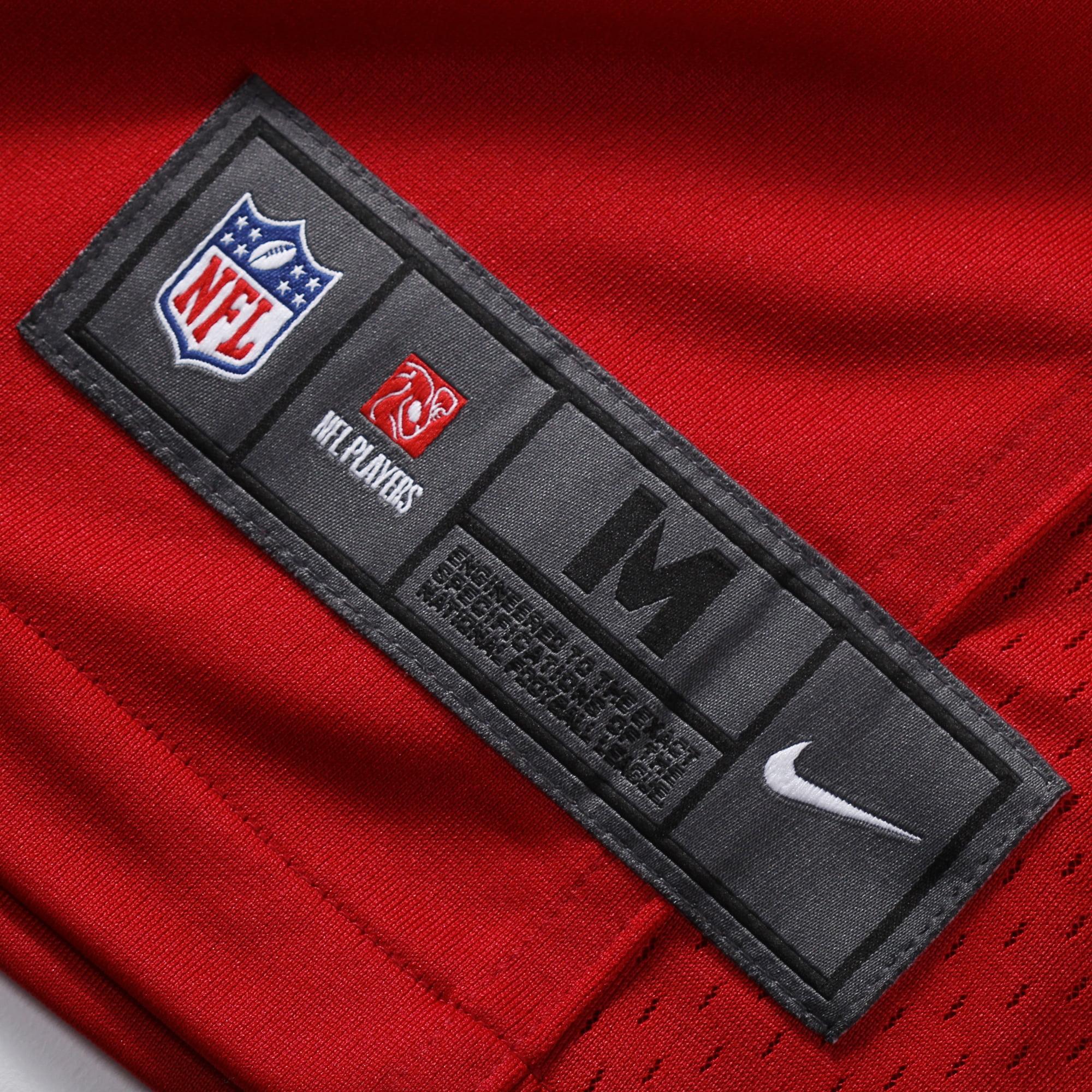 8364972cb Nick Bosa San Francisco 49ers Nike 2019 NFL Draft First Round Pick Game  Jersey - Scarlet - Walmart.com