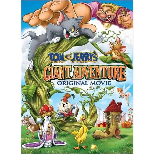 Tom And Jerry's Giant Adventure - Original Movie (Widescreen)