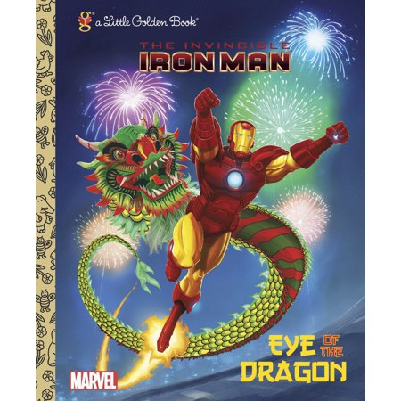 - Eye of the Dragon (Marvel: Iron Man)