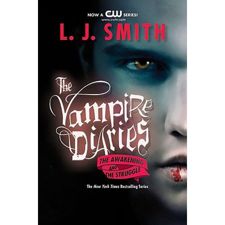 Vampire Diaries Collections: The Vampire Diaries: The Awakening and the Struggle - Makeup Halloween Vampire Diaries