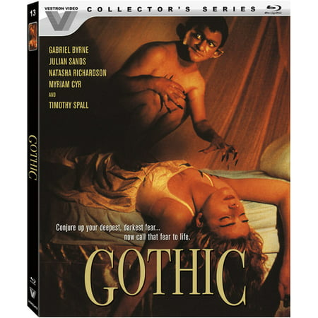 Grace Gothic Collection - Gothic (Blu-ray)