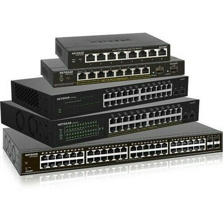 Netgear S350 GS308TP Ethernet Switch Netgear S350 GS308TP Ethernet Switch condition: New MPN: GS310TP-100NASModel: GS310TP-100NASType: Ethernet SwitchBrand: Netgear