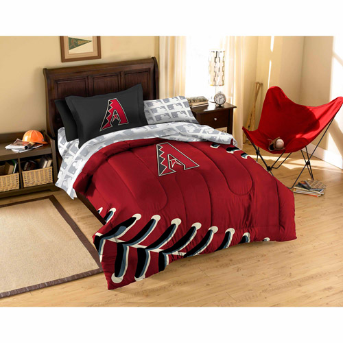 MLB Applique Bedding Set, Diamondbacks