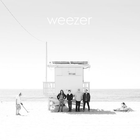 Weezer (White Album) (Vinyl) (Best Albums To Have On Vinyl)