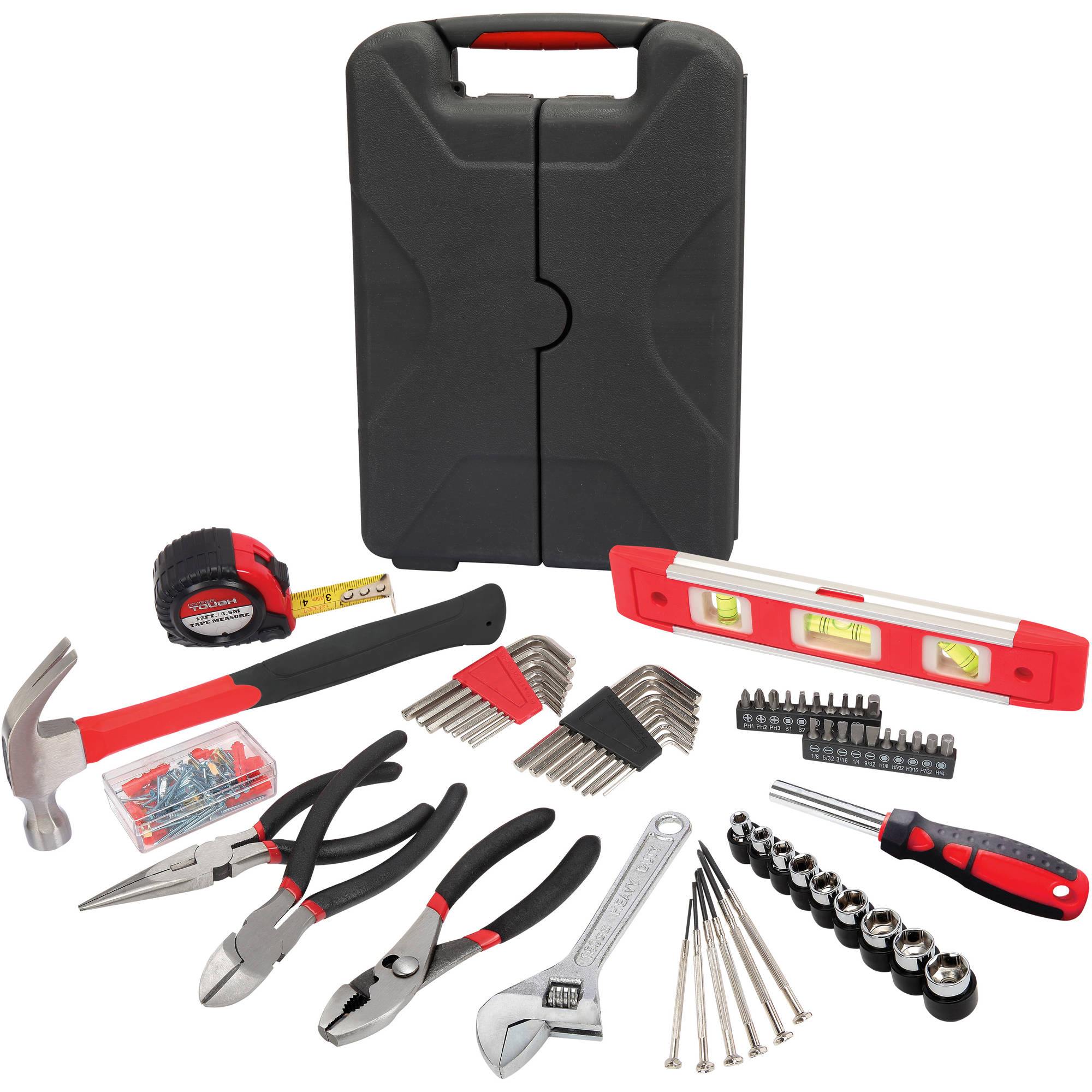 Hyper Tough 150-Piece Homeowner Tool Set