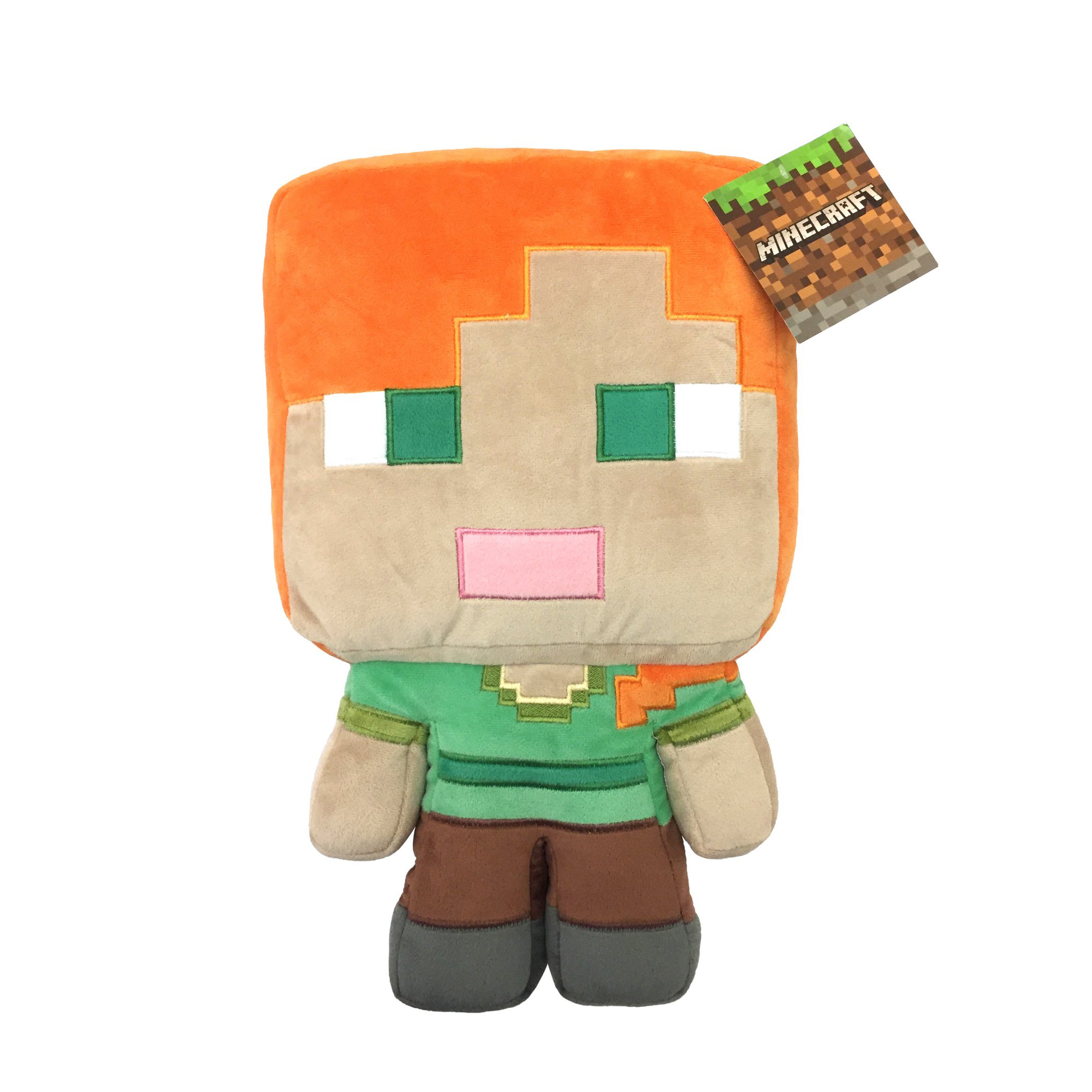 Minecraft Plush Alex Pillow Buddy by Jay Franco