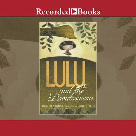 Lulu and the Brontosaurus - Audiobook