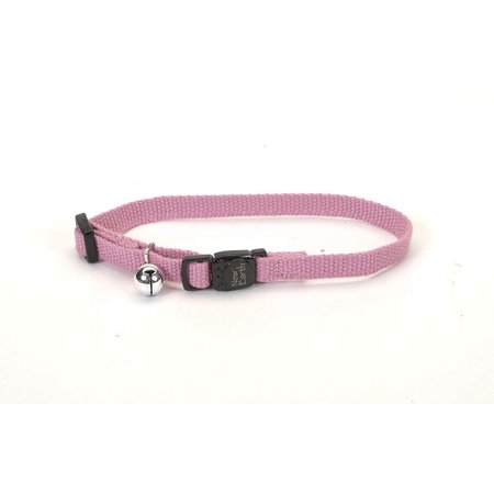 Adjustable Breakaway Cat Collar, Available in earth-friendly colors and adjusts 12 to 18 By New Earth