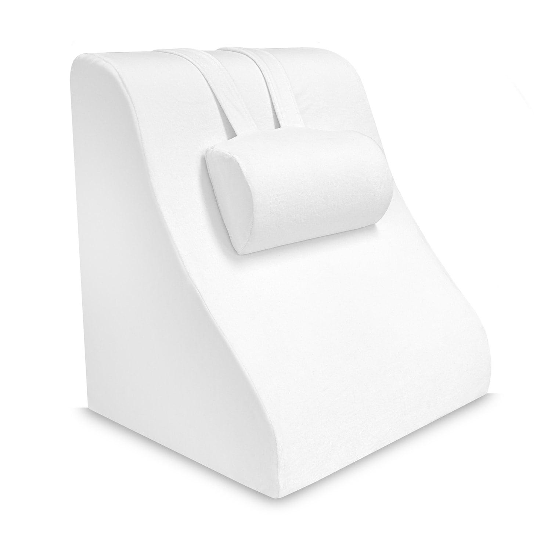 Swisslux Memory Foam Contour Bed Wedge With Adjustable
