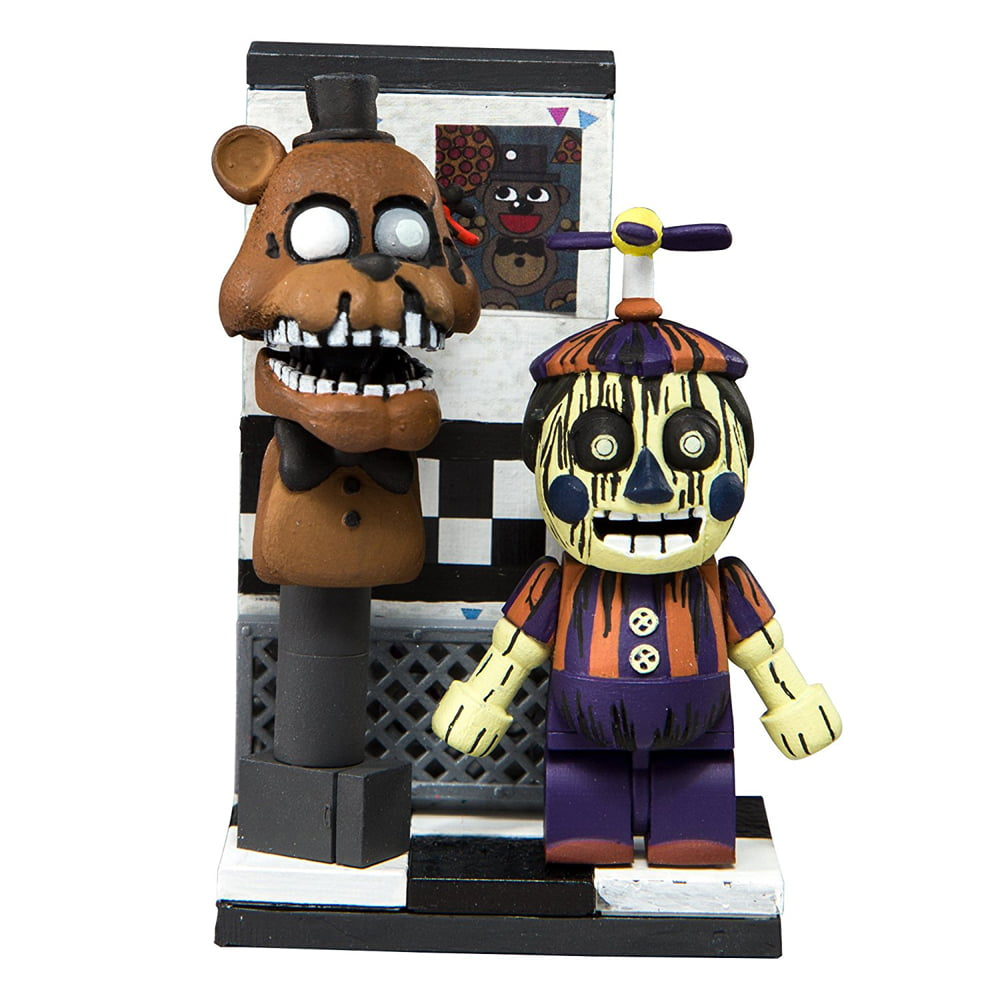 McFarlane Toys Five Nights At Freddy's Micro Construction