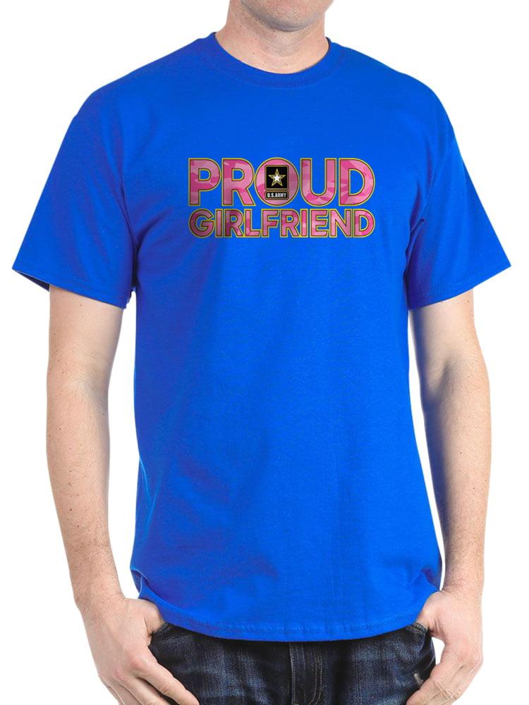 Proud Army Girlfriend - 100% Cotton T-Shirt