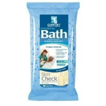 SAGE Bath Wipe Essential Bath  8 X 8