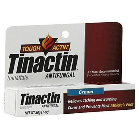 Actine dur Tinactin Athletic Pieds Crème - 1 oz - Lot de 3
