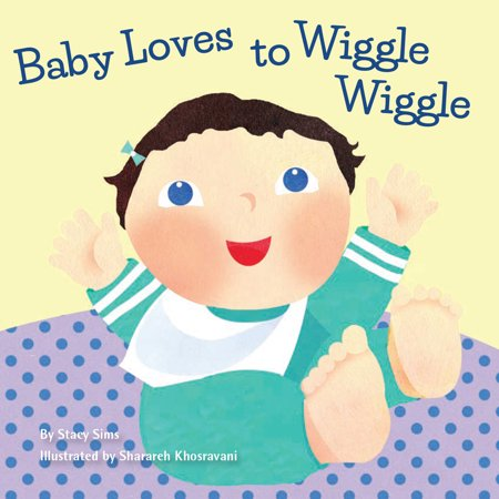 Baby Loves to Wiggle Wiggle (Board (Wiggle Bay)