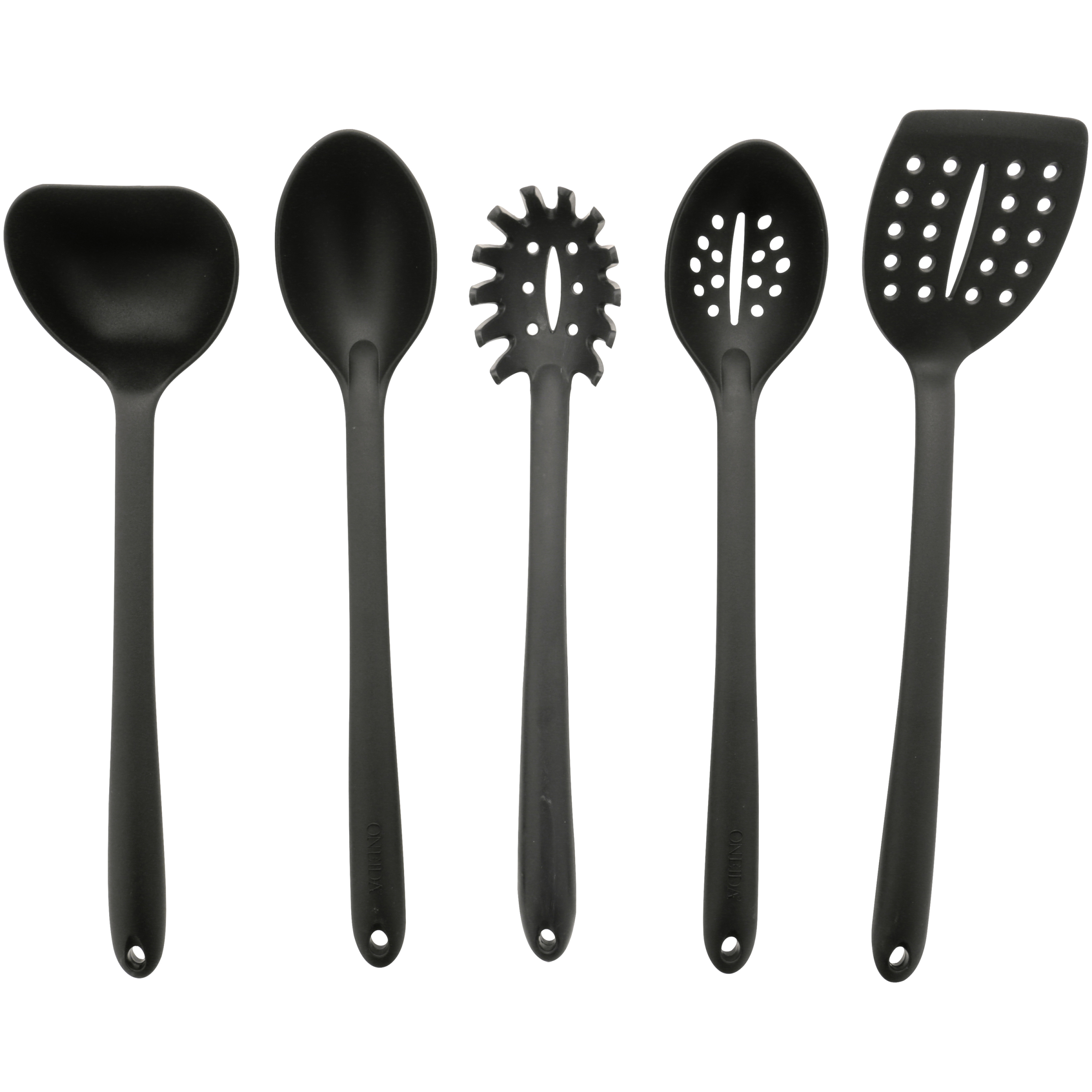 Oneida® Kitchen Utensils Set 5 pc Peg