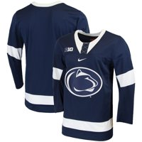 Penn State Nittany Lions Nike Replica College Hockey Jersey - Navy