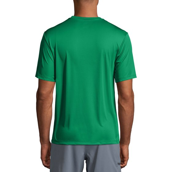 7fc8b8bd Hanes - Sport Men's Short Sleeve CoolDri Performance Tee (50+ UPF ...